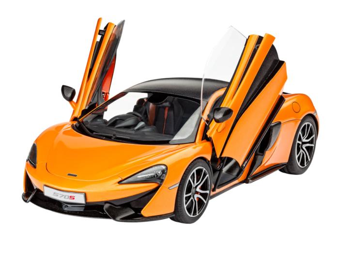 Enjoy a driving experience with a Ferrari 488, a Lamborghini Huracan or a McLaren 5705
