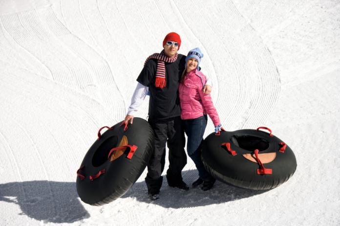 Discount ticket for snow tubing in the Poconos Mountains in Pennsylvania near Scranton