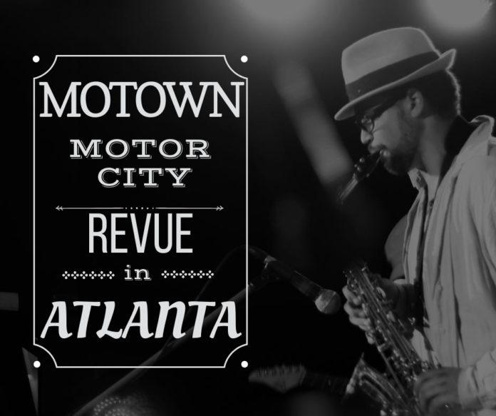 Promo code for Stepp Stewart's Motown Motor City Revue In Atlanta, Georgia