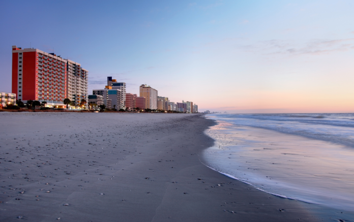 Hotel rates as low as $61/night in Myrtle Beach, South Carolina