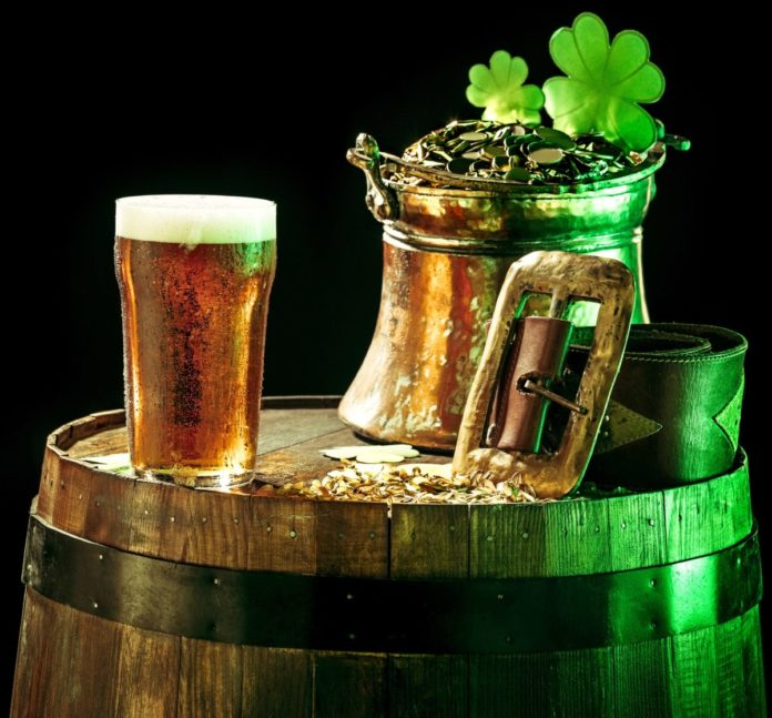 Coupon code for St. Patrick's Day Bar Crawl in Philadelphia, Pennsylvania