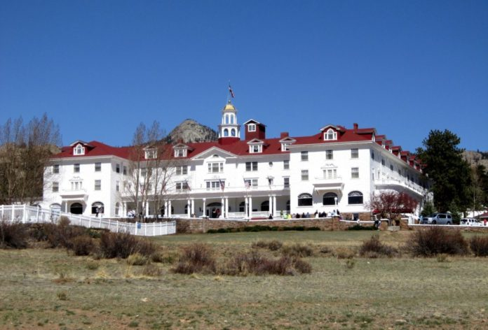 Stay in the hotel that inspired the Shining, the Stanley Hotel in Estes Park, at a discounted rate