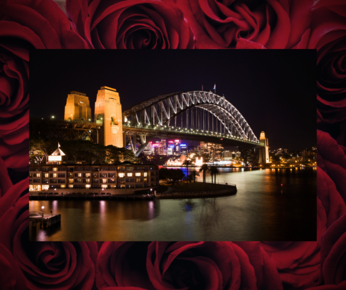 Find out how to spend Valentine's Day on a dinner cruise on the Sydney Harbour