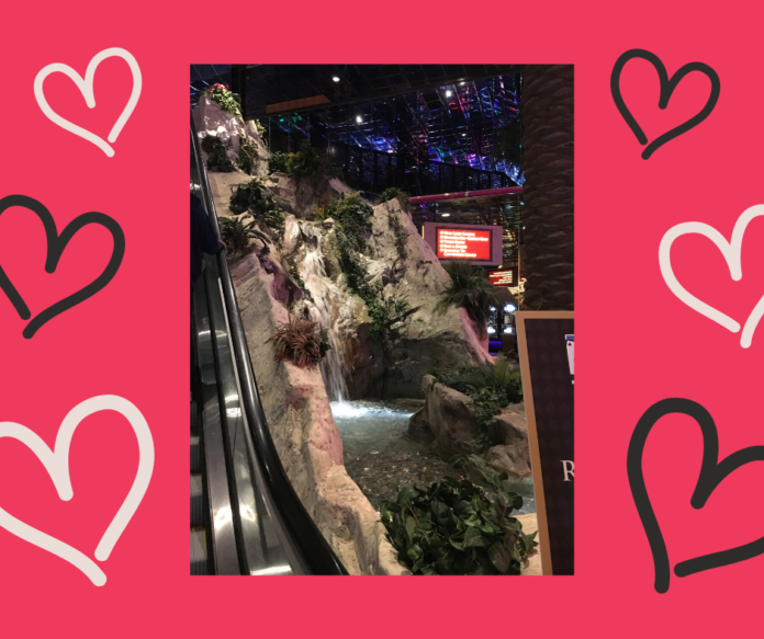 Spend Valentine's Day at Atlantis Casino Resort & Spa at 60% off