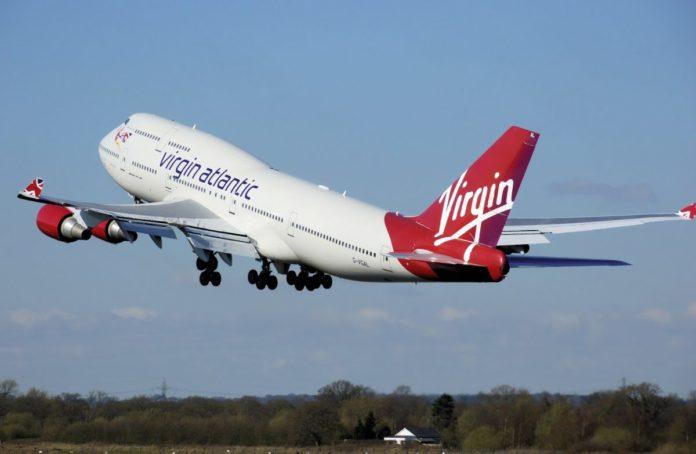 Save money on Virgin Atlantic upper class flights with deals