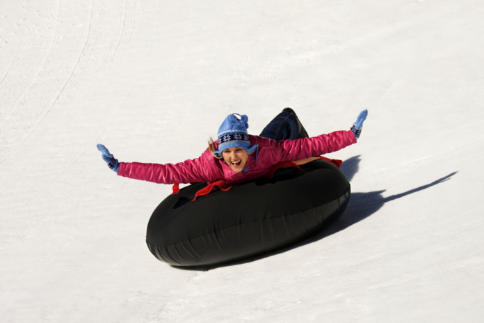 Snow Tubing At Mountain Creek From New York City