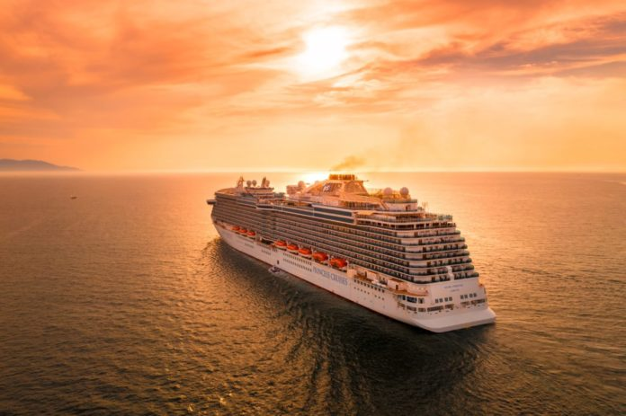 Enter Princess Cruise Line - Set Sail Together Sweepstakes for a free cruise vacation