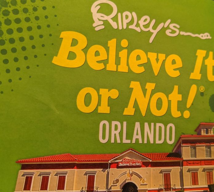 Coupon, discount code for Ripley's Believe it Or Not on I-Drive in Orlando