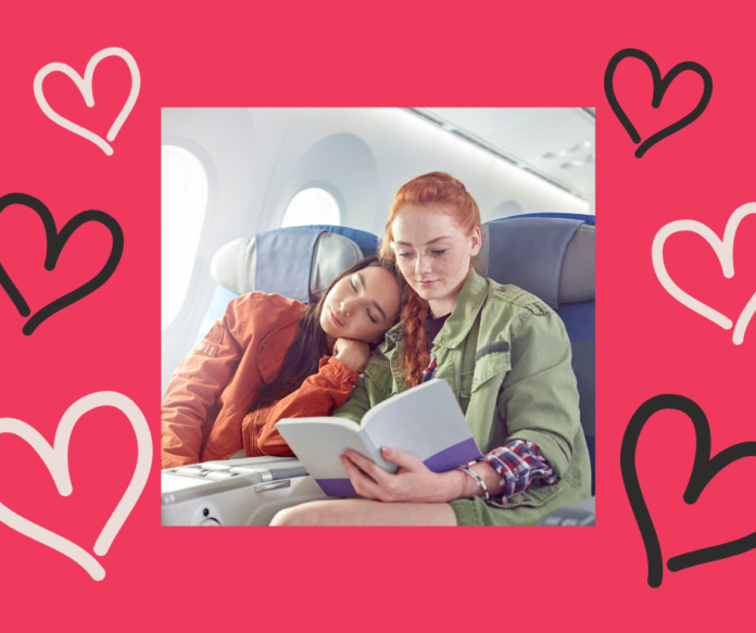 Find out how to book the best airfare specials for Valentine's Day