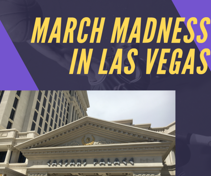 Discounted hotel rates for Caesar's Palace enjoy betting at the casino for March Madness