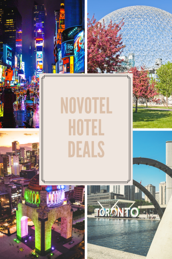 Discounted hotel rates in Ottawa, Mexico City, NYC, Montreal, Monterrey, etc.
