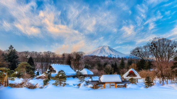 Find out what the best Nozawaonsen Japan hotels are & how to book them for the lowest price