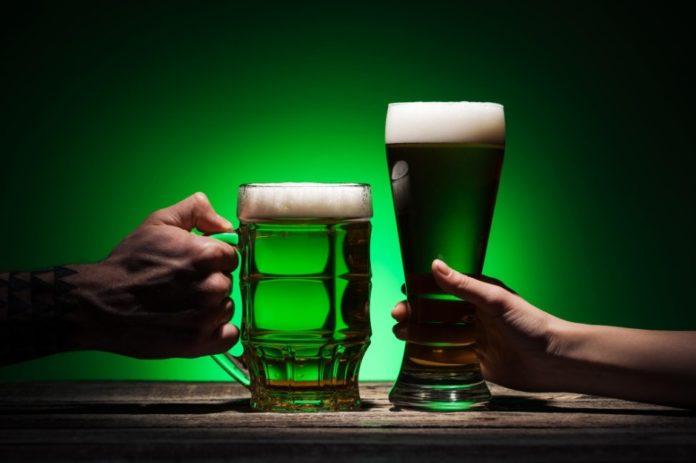 Enjoy drink specials at pub crawl on Fremont Street in Downtown Las Vegas