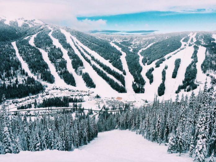 Enjoy a ski vacation at Sun Peaks Ski Resort in BC