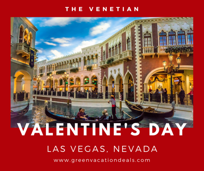 Learn how to save money at the Venetian when visiting there for Valentine's Day