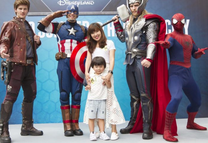 Find out about the opening of Marvel Avengers Campus at Disney California Adventure