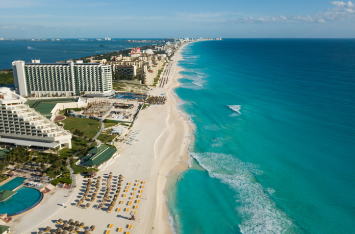 Discounted hotel rates in Cancun, Mexico