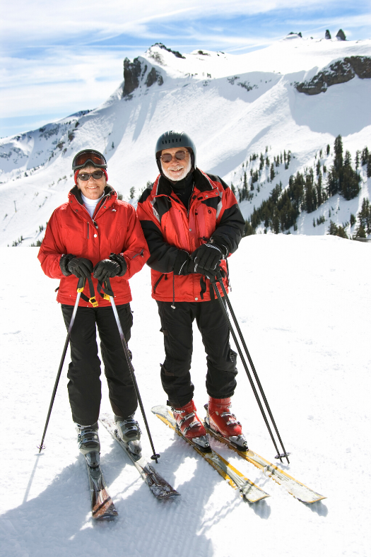 South Lake Tahoe in Nevada/California area has discount tickets for skiing & snowboarding