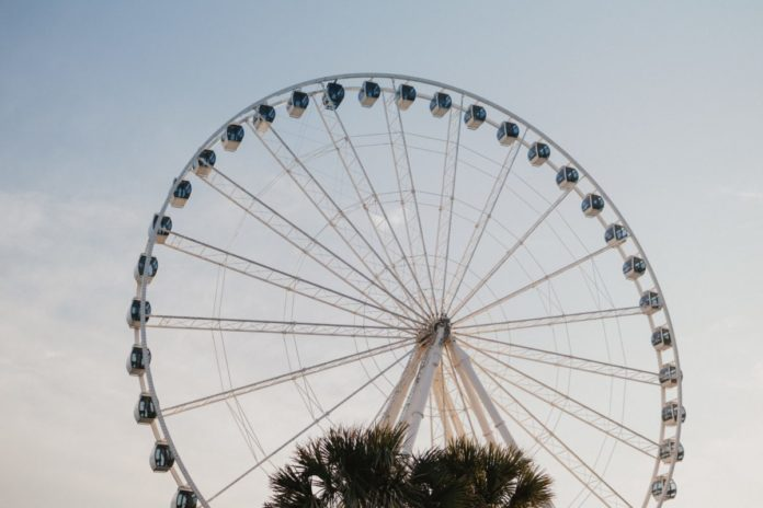 Promo code for Grand Stand Skywheel in Myrtle Beach, South Carolina