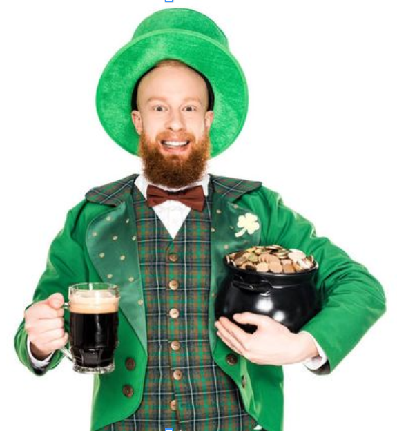 Discount ticket to St. Patty's Day booze cruise in NYC