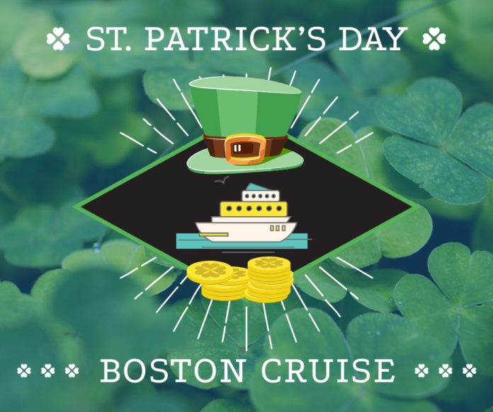 Promo code for St. Patrick's Weekend Party Cruise In Boston, MA
