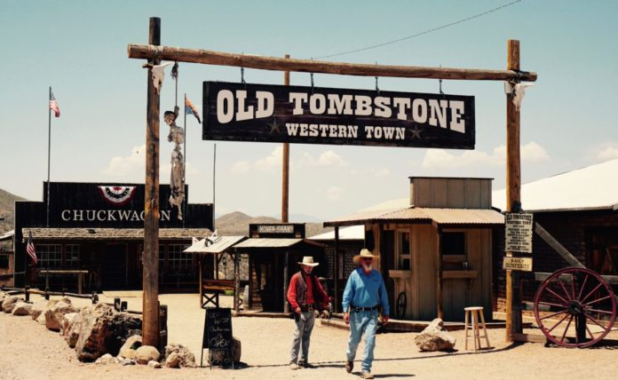 Save money on tour from Phoenix, Arizona to Tombstone an old Western town