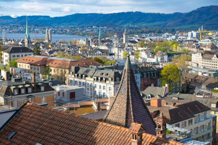Save money with a combo tour visiting Old Town Zurich & Rhine Falls
