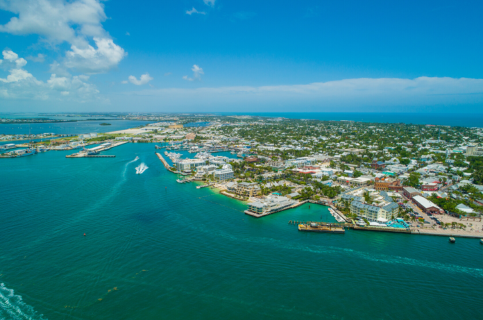 Lowest price for a seaplane tour from Miami, Florida to Key West