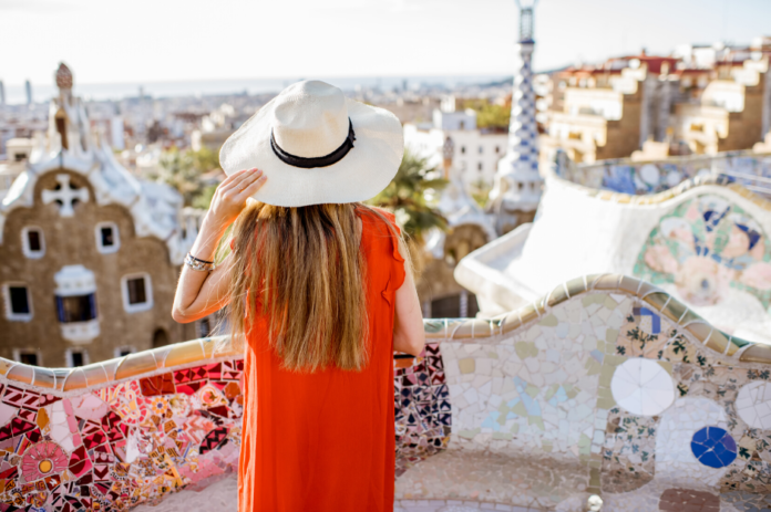 How to win a free vacation in Barcelona, Spain