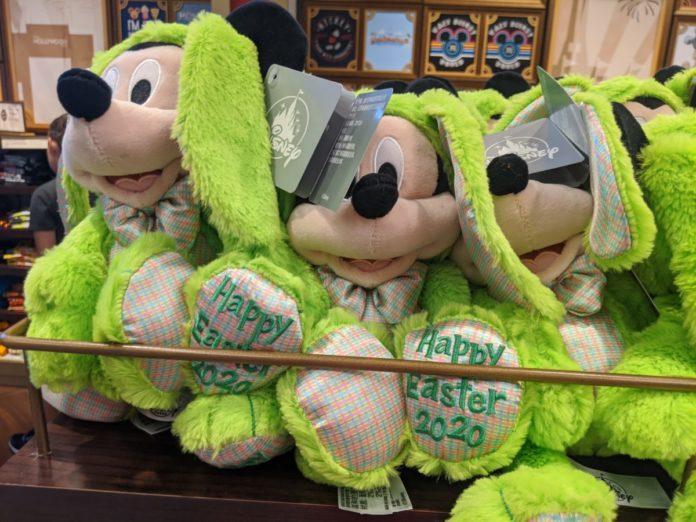 Best Disney Easter gifts: plush animals, shirts, eggs, etc.