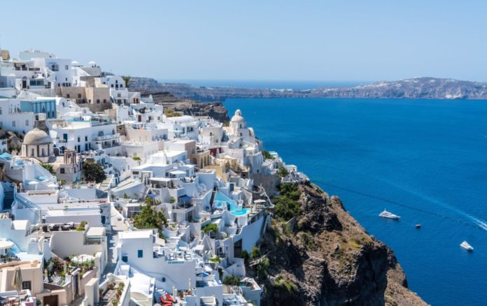 Win a cruise on the coast of Greece for free