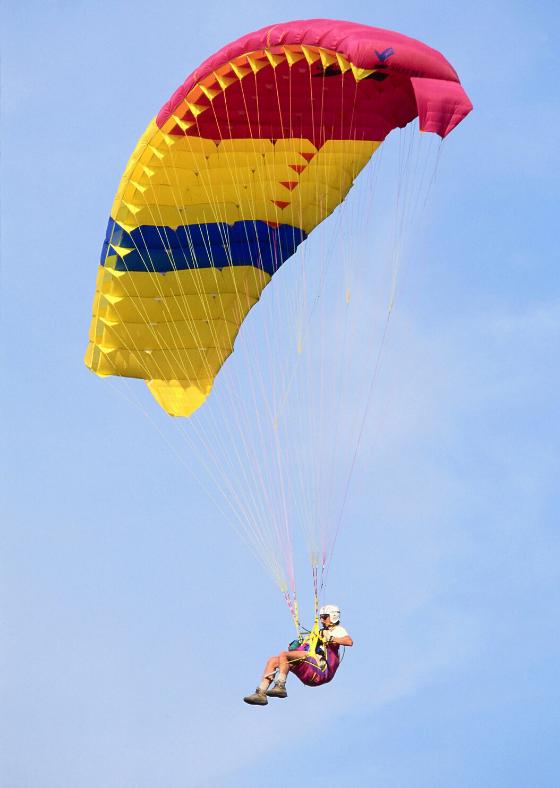 Discount prices for hang-gliding & Paragliding in SLC