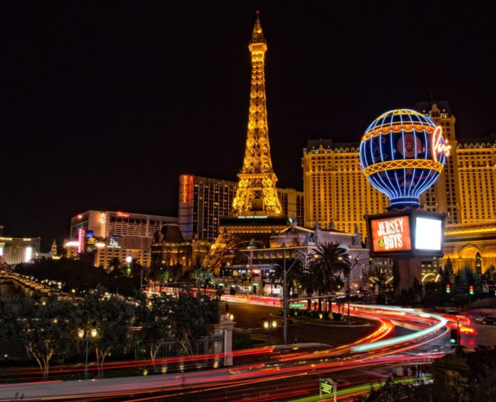Win free airfare to Las Vegas, stay at the Paris Hotel, dinner at Gordon Ramsey Steak, etc.