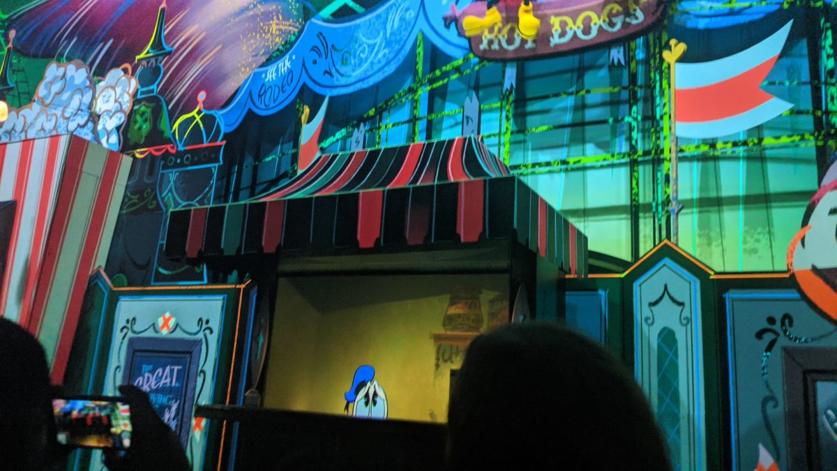 Hollywood Studios at Walt Disney World Resort has a brand new ride: Mickey & Minnie's Runaway Railway