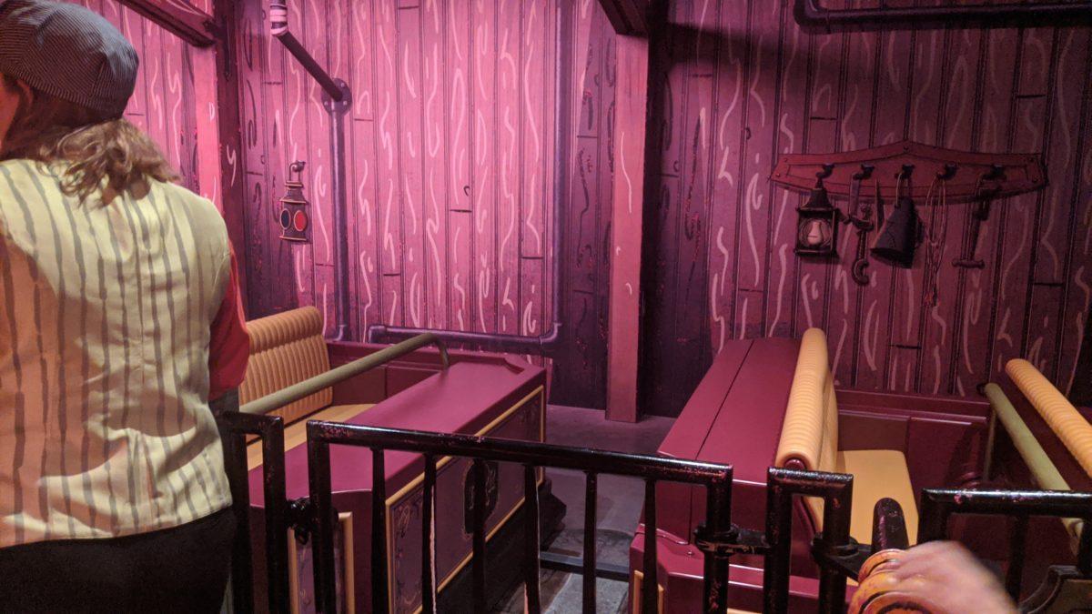 Mickey & Minnie's Runaway Railways is a trackless ride at Walt Disney World Resort