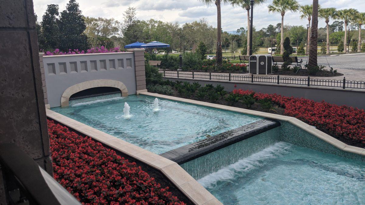 Walt Disney World Resort in Orlando, Florida has a new European themed hotel called the Riviera