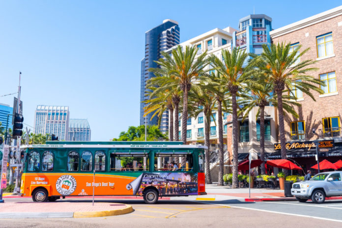 Promo code, coupon for Old Town Trolley Tours of San Diego