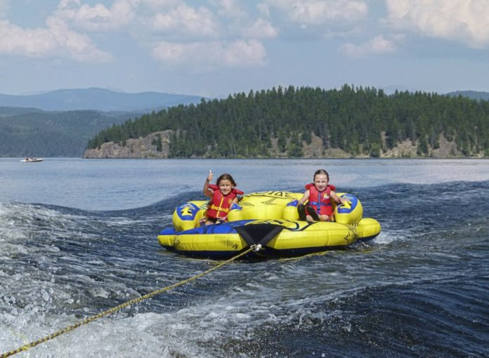 Towable water rafts & tubes for sale online