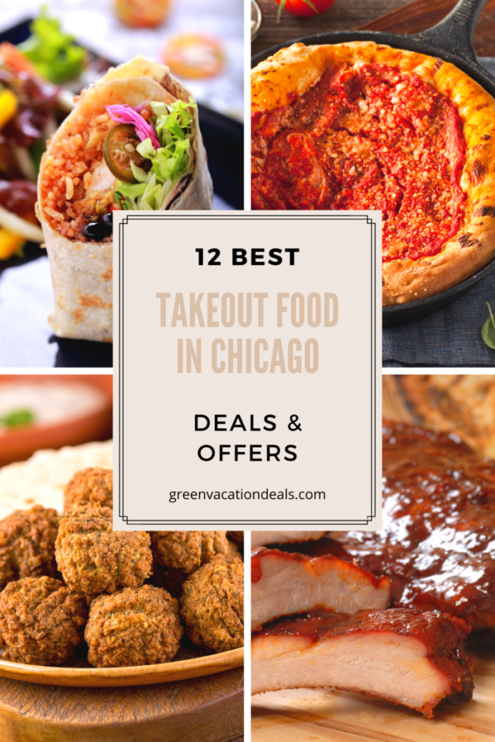 Best Chicago area (including Buffalo Grove, Deerfield, Countryside, etc.) carryout meals