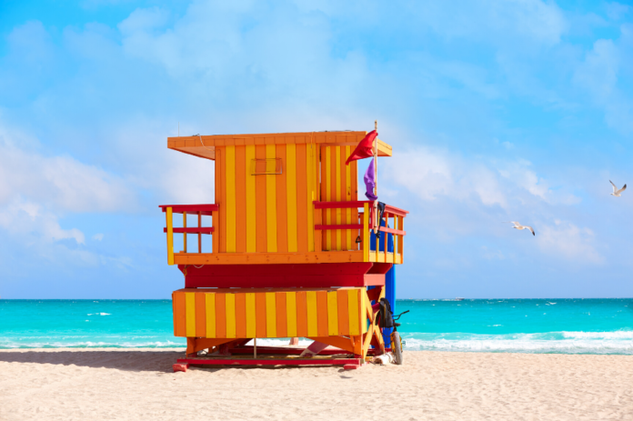 Win hotel stay, airfare credit to South Beach in Miami, Florida
