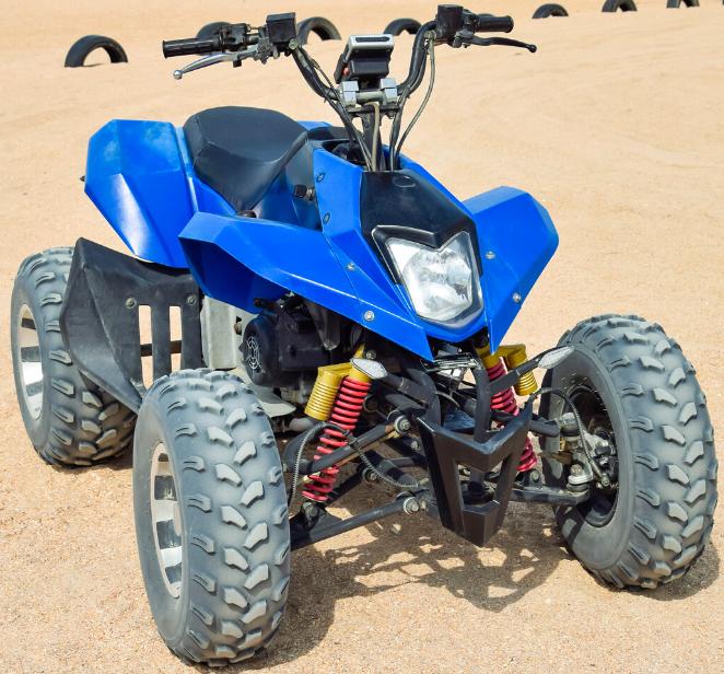 Rental ATVs Slingshot, RZR, etc. in Arizona, discount ticket