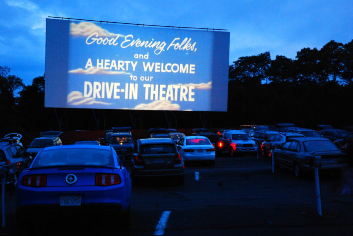 Coupon For Drive-In Theatre In Stephens City, Virginia
