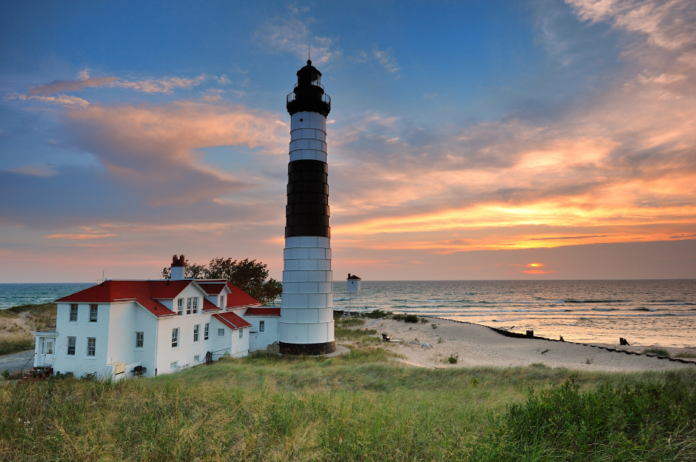How to save up to 72% on hotels in Ludington, Michigan