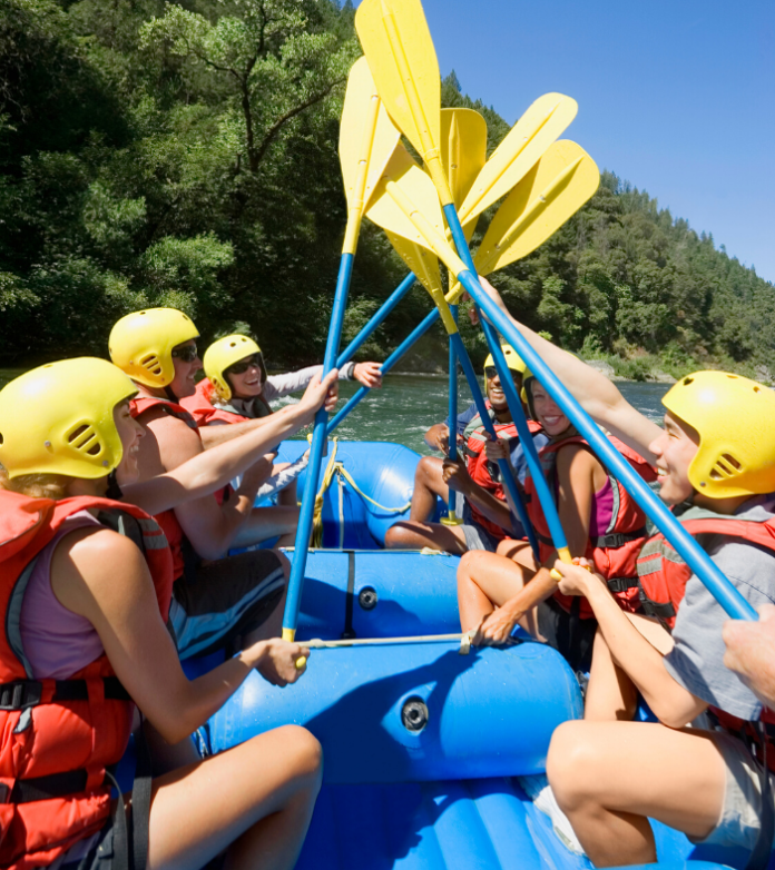 Promo code, discount price for whitewater rafting on the Kennebec River or Dead River in West Forks, Maine