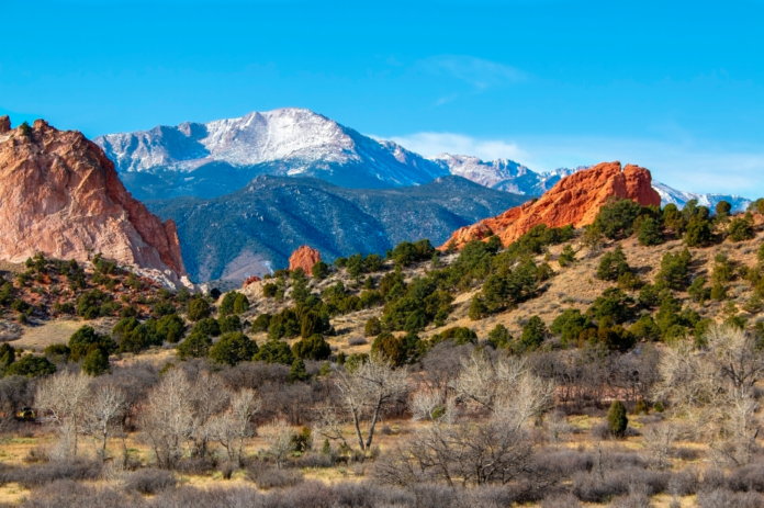 Up to 55% off hotels in Colorado Springs