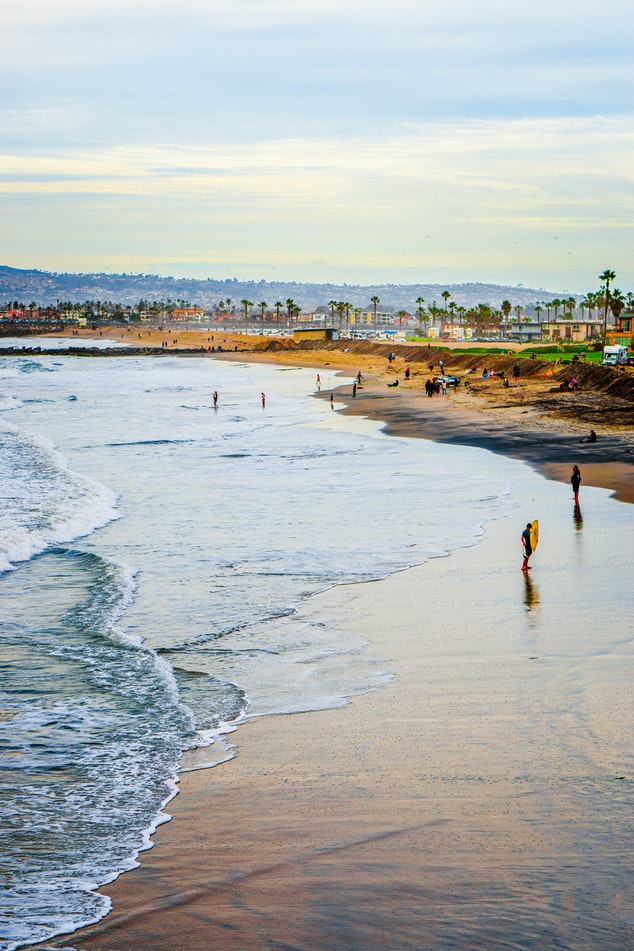 Win free trip to San Diego, California including airfare, hotel stay, surf lessons