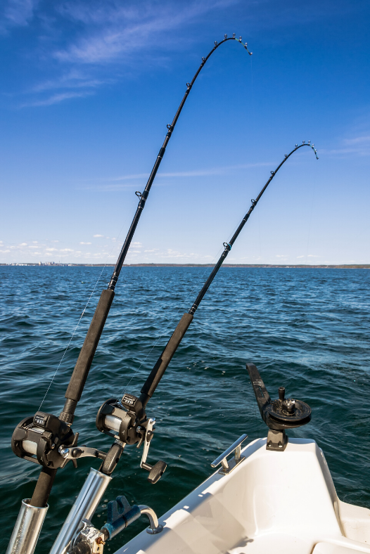 Discount price for fishing in Lake Michigan in Kenosha, WI