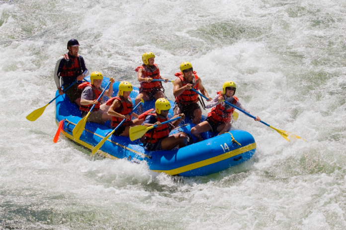 Adventures Unlimited whitewater rafting in Ocoee, Tennessee promo code