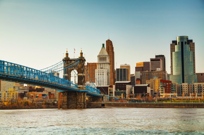 See Bengals stadium, Newport Aquarium, Mount Adams & more in Ohio River boat cruise tour of Cincinnati