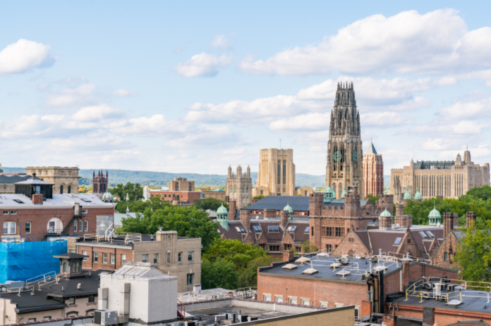 Travel guide for New Haven, Connecticut home of Yale University